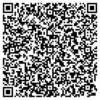 QR-код с контактной информацией организации English club