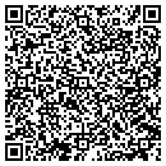 QR-код с контактной информацией организации Coolclub