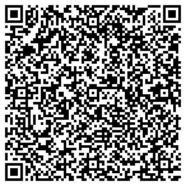 """QR-код с контактной информацией организации Школа иностранных языков """"Глобус"""""""