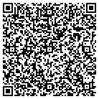 QR-код с контактной информацией организации Prime Time
