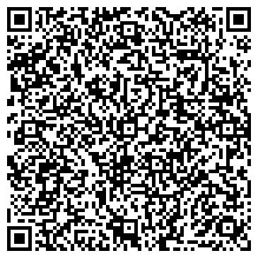 """QR-код с контактной информацией организации Курсы английского языка """"Интехком"""", Киев"""