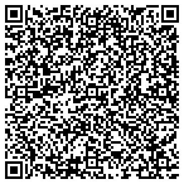 """QR-код с контактной информацией организации курсы иностранных языков """"ДРУЗЬЯ"""""""
