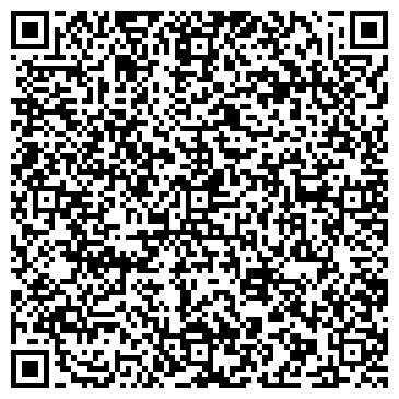QR-код с контактной информацией организации Волшебная студия