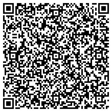 QR-код с контактной информацией организации студия массажа Лакшми
