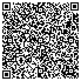 QR-код с контактной информацией организации Школа иностранных языков SUCCESS