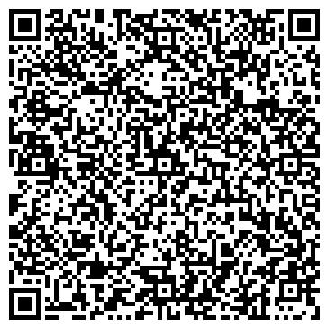 QR-код с контактной информацией организации Интернет магазин красоты и здоровья