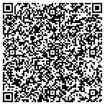 QR-код с контактной информацией организации Интернет магазин Рай