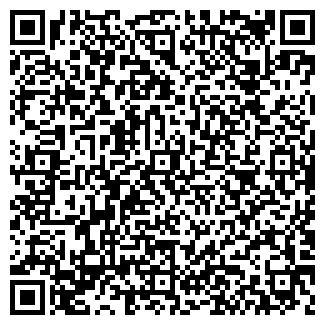 QR-код с контактной информацией организации Т-галерея