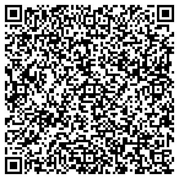 """QR-код с контактной информацией организации English School """"APPLE"""""""