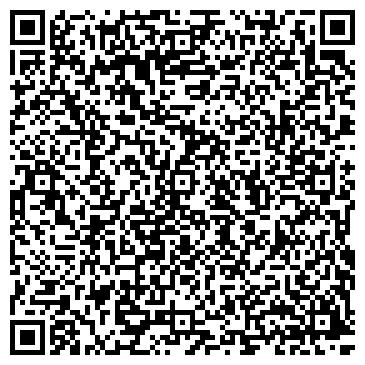 QR-код с контактной информацией организации Учебный центр «Школа фелтинга»