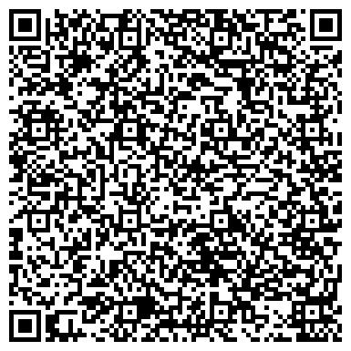 QR-код с контактной информацией организации Школа профисионального мастерства парикмахеров, ЧП