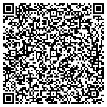 QR-код с контактной информацией организации Native English, ЧП