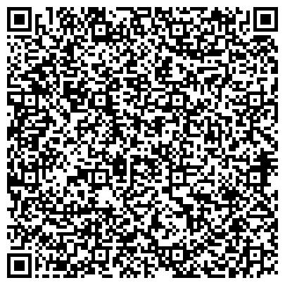 QR-код с контактной информацией организации Визаж студия, студия макияжа, ЧП