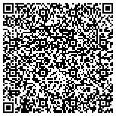 QR-код с контактной информацией организации Аура салон-парикмахерская, СПД Ворошилова и.п.