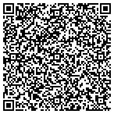 QR-код с контактной информацией организации Цитрус sports hall, ЧП