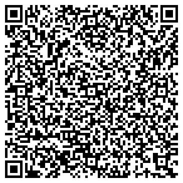 QR-код с контактной информацией организации Саттва, студия йоги