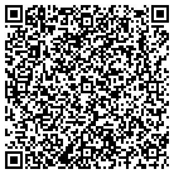 QR-код с контактной информацией организации Анна Сидорова, ЧП
