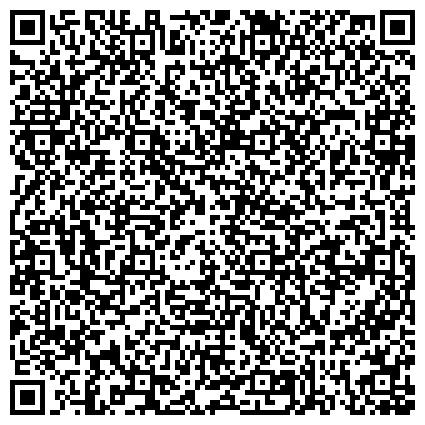 QR-код с контактной информацией организации Одесское высшее профессиональное училище сферы услуг и Учебный центр Академия красоты