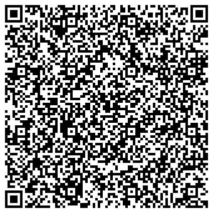 QR-код с контактной информацией организации Центр бизнес-технологий и компьютерного обучения
