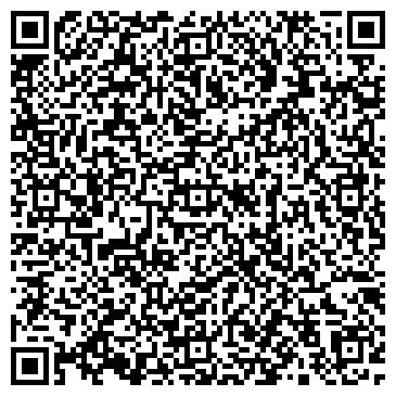 QR-код с контактной информацией организации Автошкола Мустанг, ООО