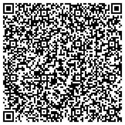 QR-код с контактной информацией организации Международный центр образования и интеграций, СП