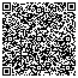 QR-код с контактной информацией организации NSP, ОАО