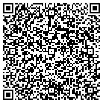 QR-код с контактной информацией организации Школа Красоты, ЧП
