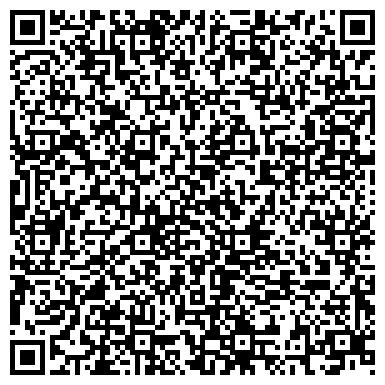 QR-код с контактной информацией организации Nat school of beauty ( школа красоты), ЧП