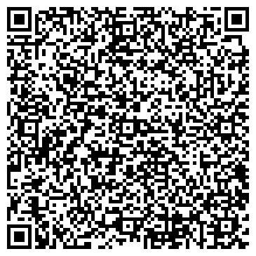 QR-код с контактной информацией организации Школа рисования Новый ветер, ЧП