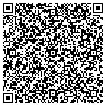 QR-код с контактной информацией организации Мультиглот школа языков, СПД