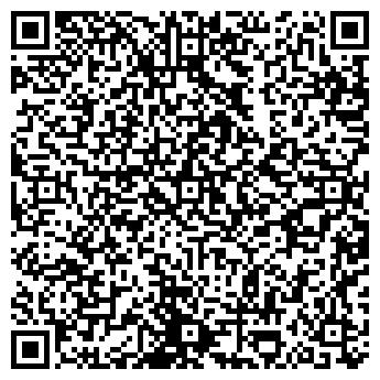 QR-код с контактной информацией организации KI School, ЧП