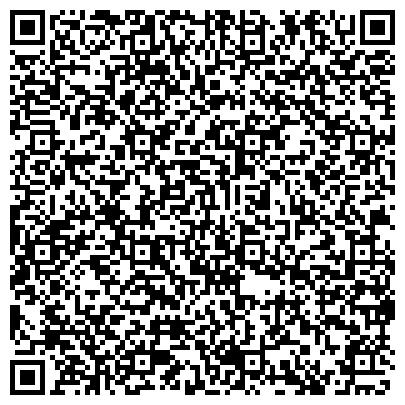 QR-код с контактной информацией организации Курсы иностранных языков Батискаф