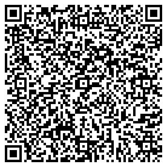 QR-код с контактной информацией организации Азбука балета, ЧП