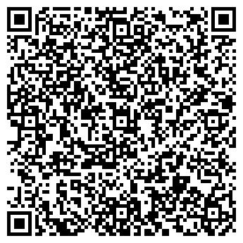 QR-код с контактной информацией организации Студия балета А6, ЧП