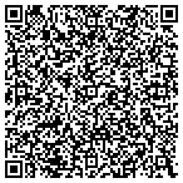 QR-код с контактной информацией организации Лингво центр, ООО