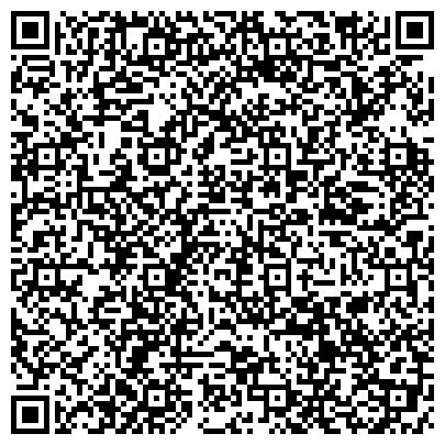 QR-код с контактной информацией организации Образовательный центр Элькон, ООО