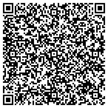 QR-код с контактной информацией организации Интерпроджект, ООО