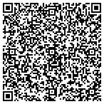QR-код с контактной информацией организации школа английского языка English Prime