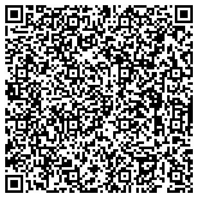 QR-код с контактной информацией организации Петрусь (Школа Благополучной красоты),ЧП