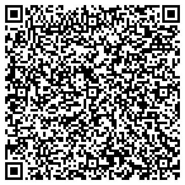 QR-код с контактной информацией организации Салон красоты Изюминка