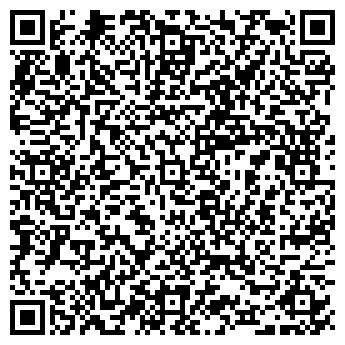 QR-код с контактной информацией организации Кристаллик, ИП