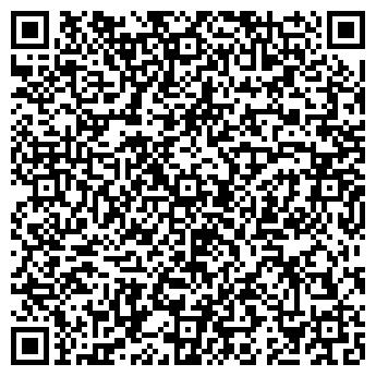 QR-код с контактной информацией организации Проект Творим вместе