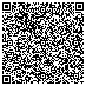 QR-код с контактной информацией организации ML center (МЛ центр), ТОО