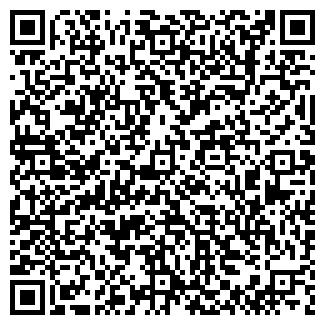 QR-код с контактной информацией организации Он и Она, ИП