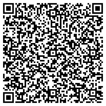 QR-код с контактной информацией организации Финансовый центр, АО