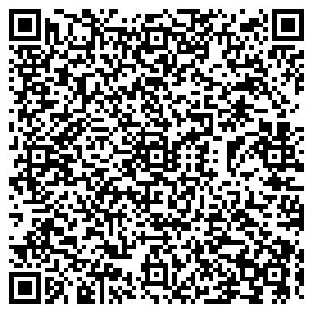 QR-код с контактной информацией организации Швейный дом, ИП