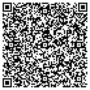 QR-код с контактной информацией организации Туран, ИП