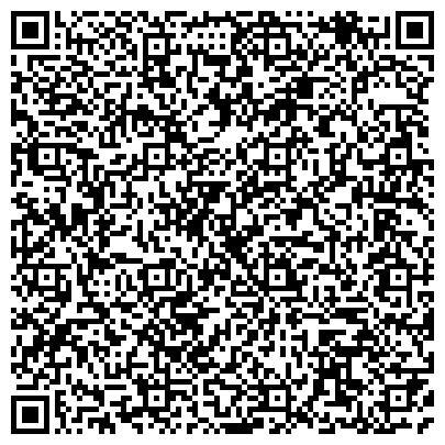 QR-код с контактной информацией организации It университет-международный университет информационных технологий, АО