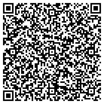 QR-код с контактной информацией организации Aqua baby (Акуа бэби), ИП