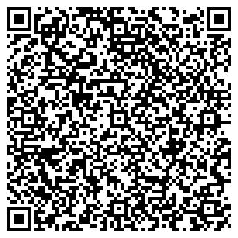 QR-код с контактной информацией организации Бэби-клуб, ИП